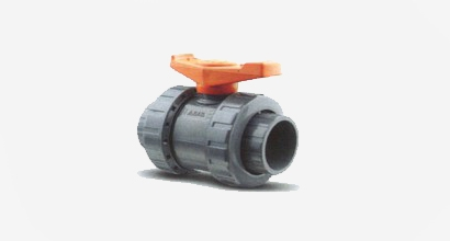 PVC ball valve female
