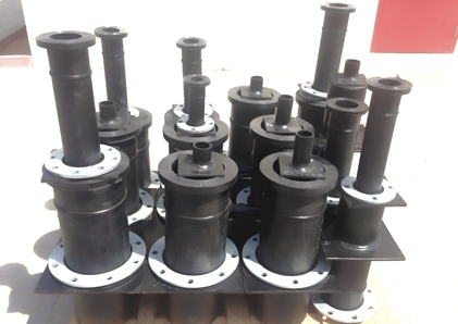 Puddle flanges supplier uae